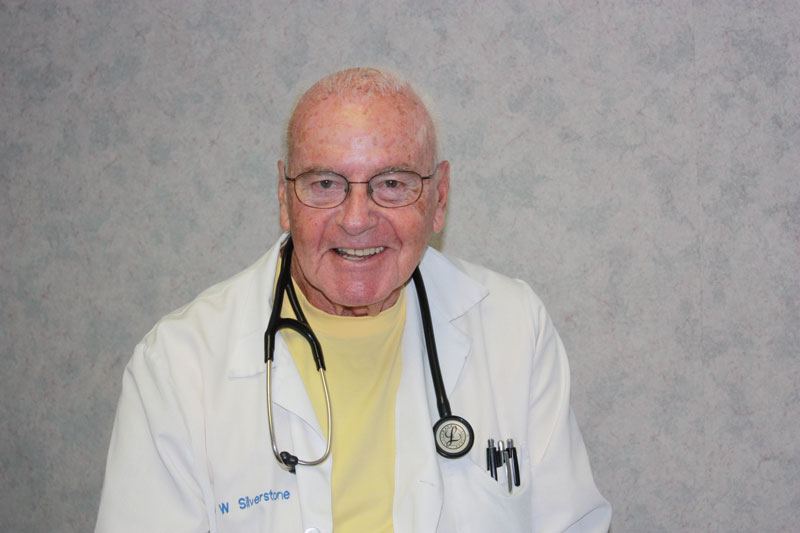 Geriatric Dr. Silverstone