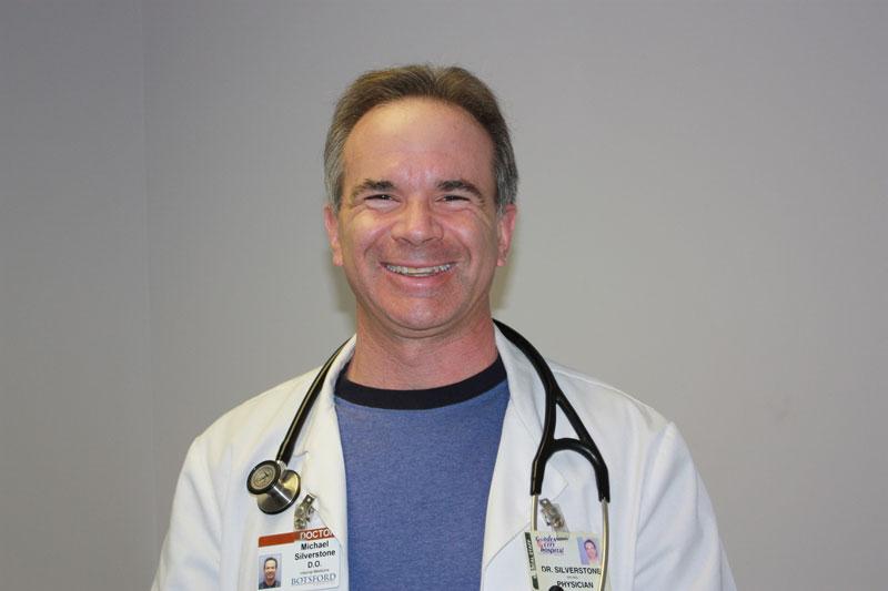 Internal Mediciine Dr Silverstone